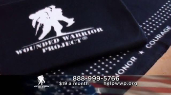 Wounded Warrior Project TV Spot, 'Veterans Parade' - Thumbnail 9
