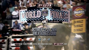 Visit Las Vegas 2014 PBR World Finals TV Spot - Thumbnail 10