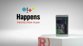 Radio Shack Protection Plan TV Spot, 'Free Screen Protector & Installation' - Thumbnail 2