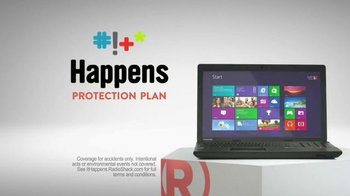 Radio Shack Protection Plan TV Spot, 'Free Screen Protector & Installation' - Thumbnail 5