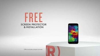 Radio Shack Protection Plan TV Spot, 'Free Screen Protector & Installation' - Thumbnail 7