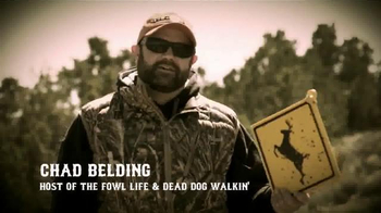 Do All Outdoors Pin Targets TV Spot Featuring Chad Belding