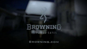 Browning ProSteel TV Spot, 'Beware of Safe' - Thumbnail 9