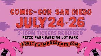 Adult Swim TV Spot, '2014 San Diego Comic-Con'