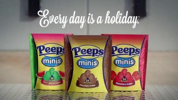 Peeps Mini TV Spot, 'Lucky Penny Day' - 416 commercial airings