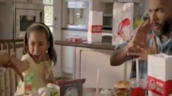 Wendy's Kung Fu Panda Kids' Meal TV Spot, 'The Wilsons' - Thumbnail 8
