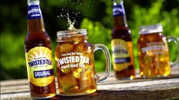 Twisted Tea TV Spot, 'When is the Best Time?'