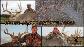 Illinois Connection TV Spot, 'Deer Hunting' - 218 commercial airings