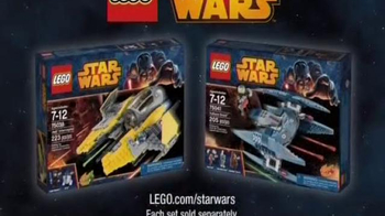 LEGO Star Wars TV Spot, 'Great Vehicles'