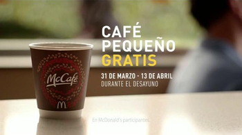 McDonald's McCafé TV Spot, 'Gallo' [Spanish] - Thumbnail 8