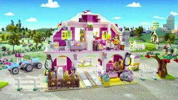 LEGO Friends Sunshine Ranch TV Spot, 'Picnic'