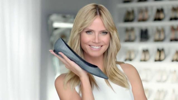 Dr. Scholl's DreamWalk TV Spot, 'Tame the Shoe' Featuring Heidi Klum - 3127 commercial airings
