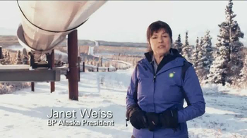 BP TV Spot, 'Meet BP's Janet Weiss, President of BP Alaska' - Thumbnail 2