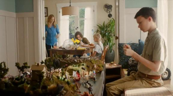Sprint Framily Plan TV Spot, 'Meet the Frobinsons' - Thumbnail 1
