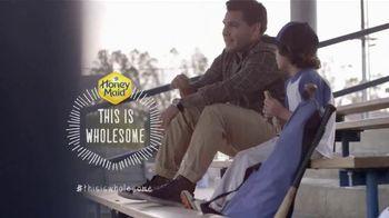 Honey Maid Grahamfuls TV Spot, 'Team of Two' - 2662 commercial airings