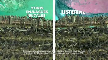 Listerine TV Spot, 'Capas' [Spanish] - Thumbnail 3