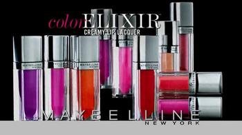 Maybelline New York Color Elixir TV Spot - Thumbnail 10