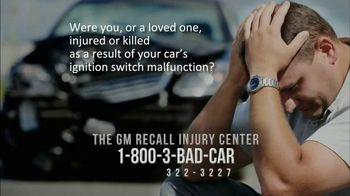 Weitz and Luxenberg TV Spot, 'GM Recall'