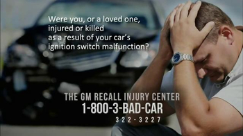 Weitz and Luxenberg TV Spot, 'GM Recall'
