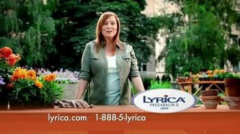 Lyrica TV Spot, 'Garden' - Thumbnail 10