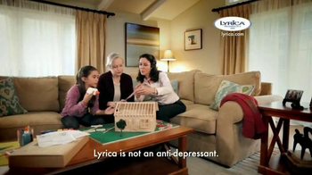 Lyrica TV Spot, 'Garden' - Thumbnail 4