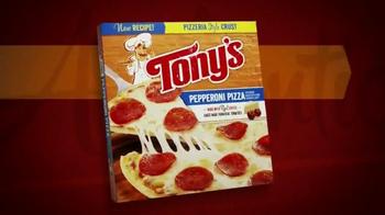 Tony's TV Spot, 'Pizzeria Taste' - Thumbnail 2