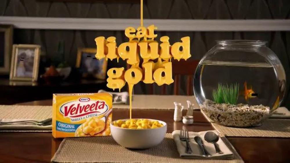 Velveeta Shells & Cheese TV Commercial, 'Witness Protection Guy'