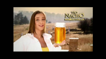 Tio Nacho Manzanilla TV Spot [Spanish]