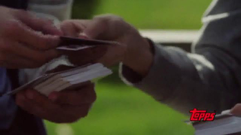 Topps TV Spot, 'Closer to the Game' - Thumbnail 9