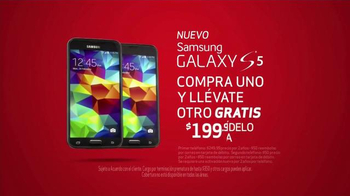 Verizon TV Spot, 'Samsung Galaxy S5' [Spanish] Song by Sinergia - Thumbnail 3