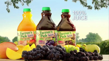 Welch's Farmer's Pick TV Spot, 'True to the Fruit' - Thumbnail 3