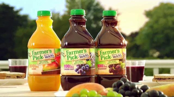 Welch's Farmer's Pick TV Spot, 'True to the Fruit' - Thumbnail 8