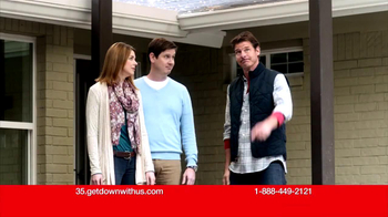 Guaranteed Rate TV Spot, 'Miracle' Featuring Ty Pennington