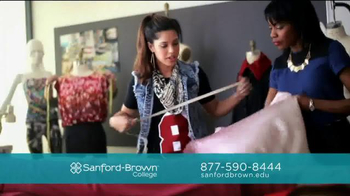 Sanford-Brown College TV Spot, 'Fashion Merchandising'