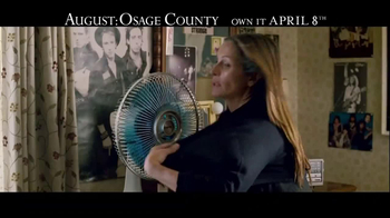 August: Osage County Blu-ray and DVD TV Spot - Thumbnail 2