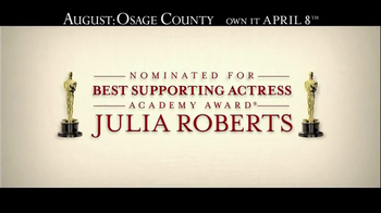 August: Osage County Blu-ray and DVD TV Spot - Thumbnail 4
