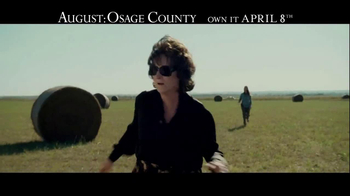 August: Osage County Blu-ray and DVD TV Spot - Thumbnail 5