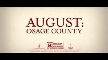 August: Osage County Blu-ray and DVD TV Spot - Thumbnail 7
