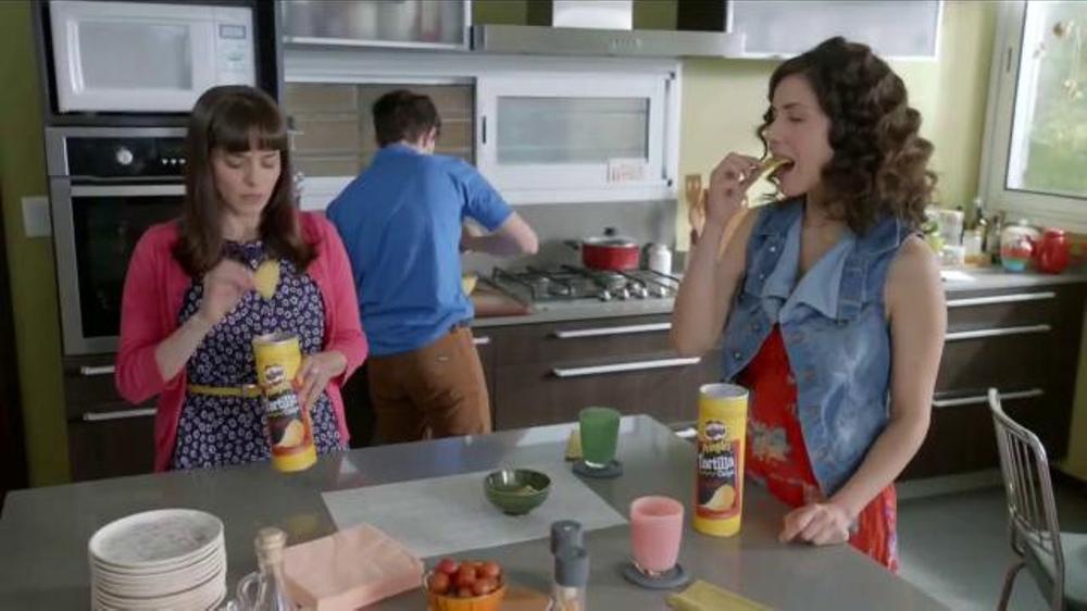 Pringles Tortillas TV Commercial, 'Guacamole'