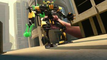 LEGO Hero Factory TV Spot, 'Splitter Beast vs. Evo-XL'