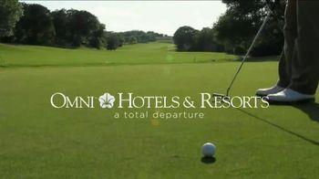 Omni Hotels & Resorts Golf TV Spot