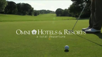 Omni Hotels & Resorts Golf TV Spot