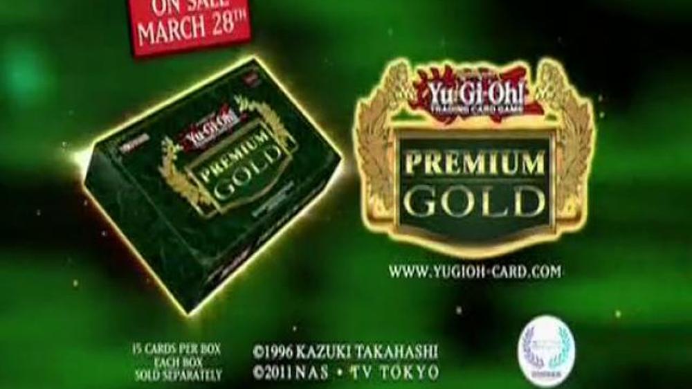Yu-Gi-Oh! Premium Gold TV Spot