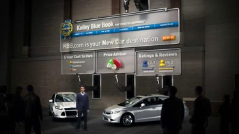 Kelley Blue Book TV Spot, 'New Way' - Thumbnail 9