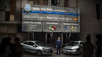 Kelley Blue Book TV Spot, 'New Way' - Thumbnail 3