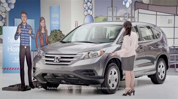 Honda Spring Into a Honda Event TV Spot, 'Dad' - Thumbnail 4
