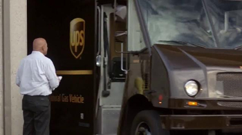 America's Natural Gas Alliance TV Spot, 'Think About It: UPS' - Thumbnail 4