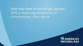 America's Natural Gas Alliance TV Spot, 'Think About It: UPS' - Thumbnail 8