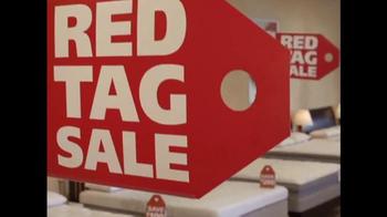 Mattress Discounters Red Tag Sale TV Spot - Thumbnail 7