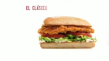Sonic Drive-In Premium Chicken Sandwich TV Spot [Spanish] - Thumbnail 3